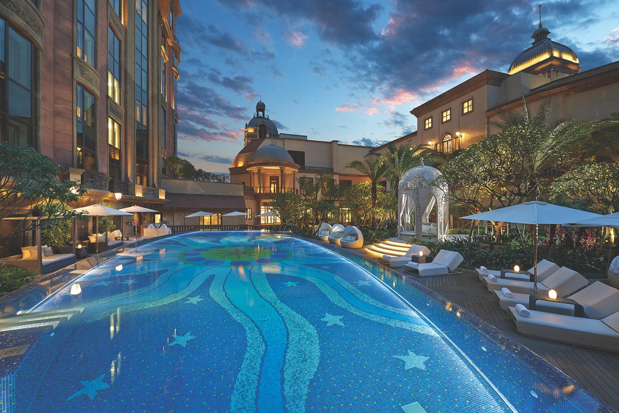 Pětihvězdičkový luxusní hotel Mandarin Oriental Taipei omráčí hosty nejen čistým exteriérem či elegantním a vzdušným lobby.