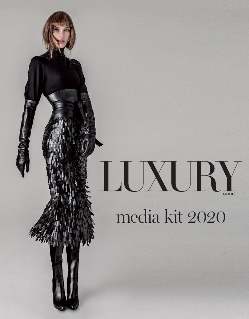 Mediakit Luxury Guide s.r.o.